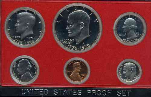 USA - Proof Set 1975